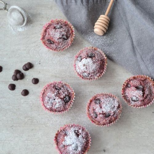 Raspberry Oatmeal Muffins-Get your hourly source of sweet...