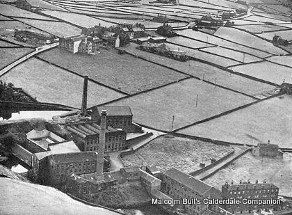 Calvert's Mill, Wainstalls