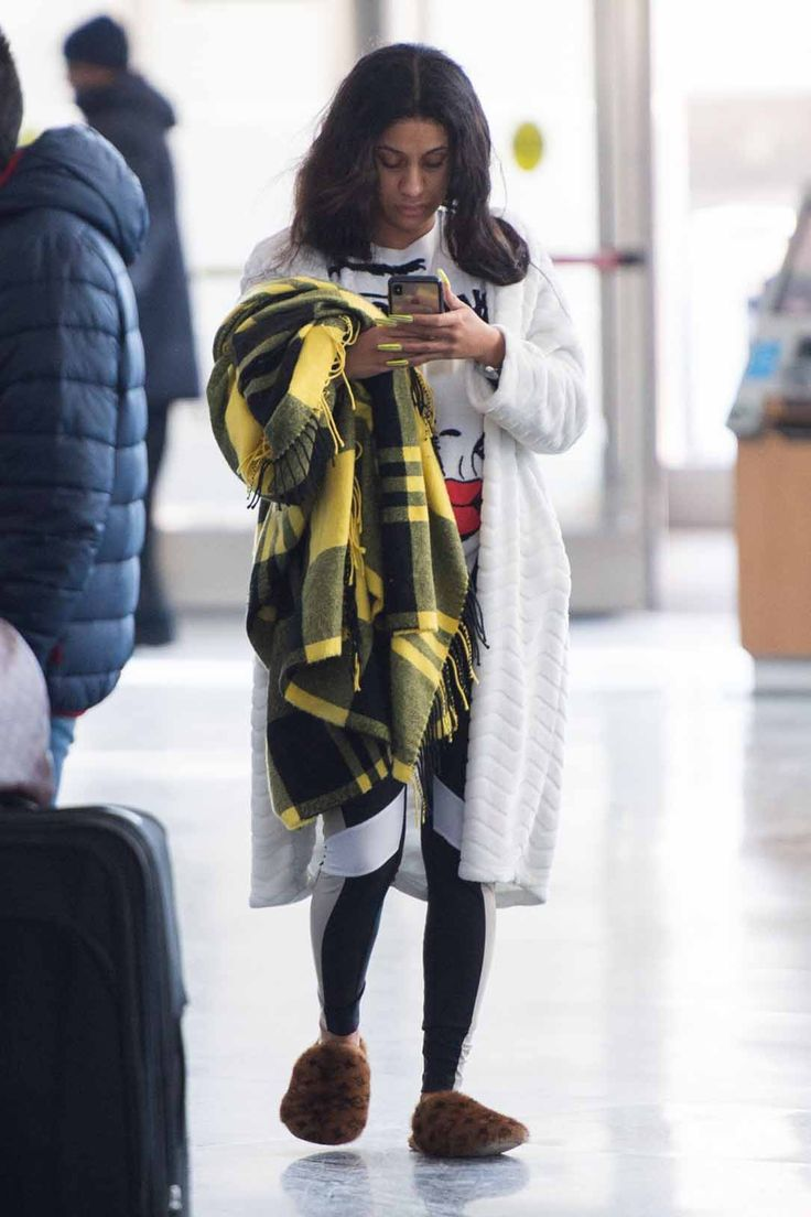 Cardi B Arriving JFK Airport-New York City 02-02-2019