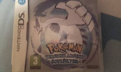 Gioco Nintendo DS - Pokemon argento - 25,00€