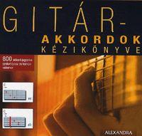 Pietro Pescatore: Gitár-akkordok kézikönyve - Gitárosok számára nagy segítség a klasszikus, pop, rock, jazz és folk stílusokban körülbelül 800 akkordot tartalmazó kézikönyv.  Zeneelméleti alapismeretek, akkordok felépítése. Minden alaphanghoz 22 különféle akkordtípust találhatunk három-három variációban. Minden akkord látható ábraként, a lefogás ujjrendjével, illetve hangjegyekkel leírva is, jól áttekinthető beosztása C-től H-ig lehetővé teszi az akkordok egyszerű és gyors fellapozását.