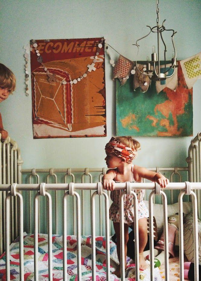 Wegdromen bij de mooiste Bohemian kinderkamers | OBLY.com wooninspiratie platform & blogazine