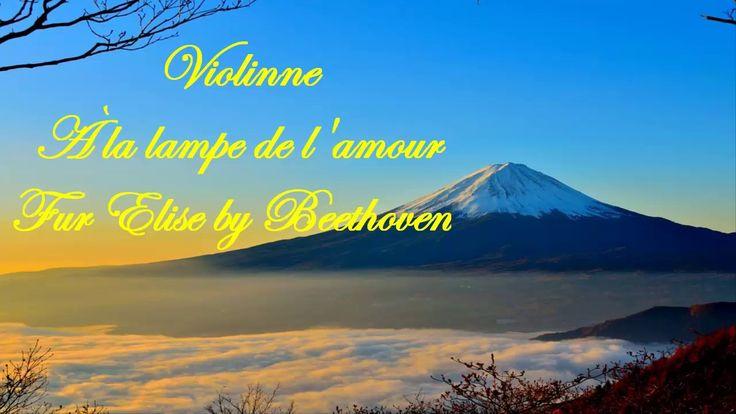 À la lampe de l'amour - Violinne - Poème audio