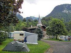 Camping Municipal 'Les Marronniers' Le Petit-Bornand-les-Glières