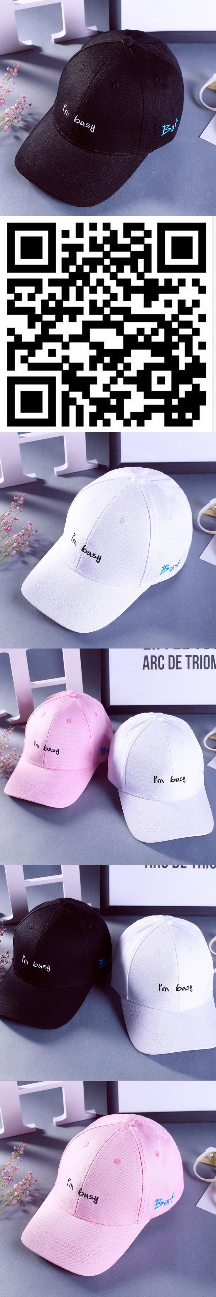 new fashion black baseball cap men women boutique embroidery cotton cap hats sun visor adult snapback women cap