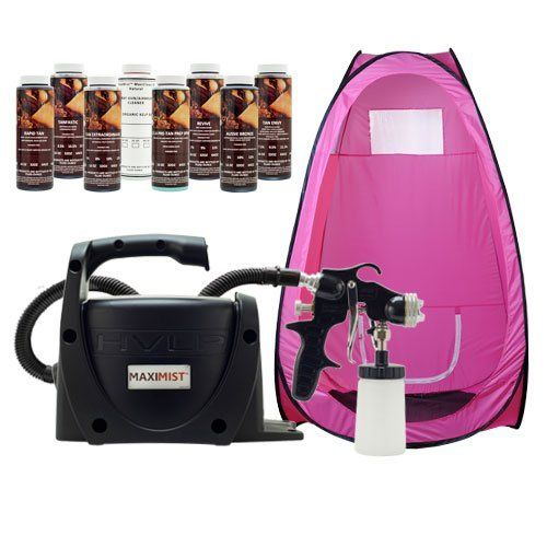 travel spray machine