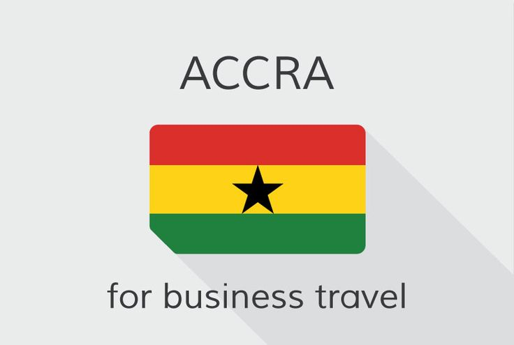 Travel board for people who are travelling to #Accra Ghana, a growing business hub in Africa.