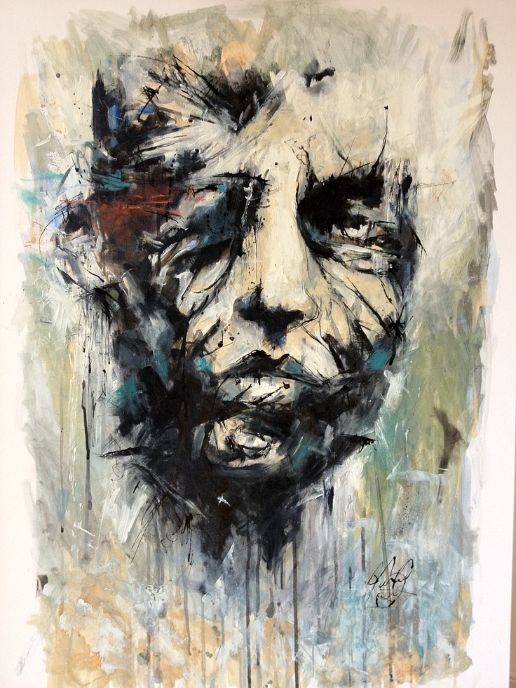 Ink And Bleach Painting Artists