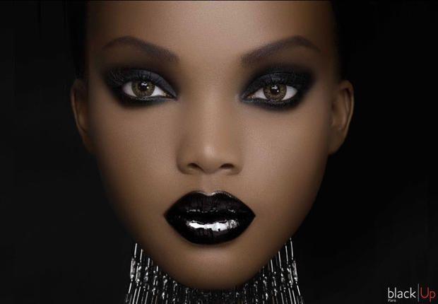 donkere huid
