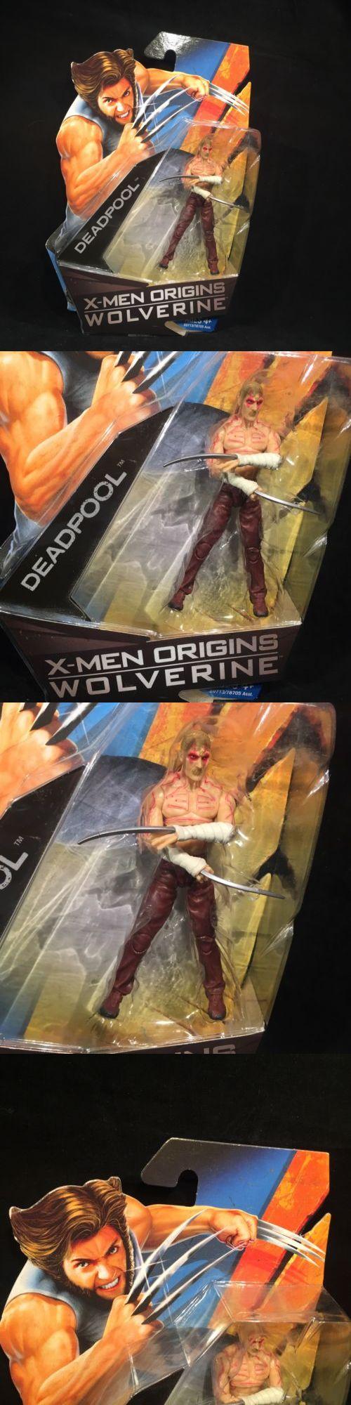 Action Figures 7114: Deadpool Unmasked Wolverine Origins Movie Marvel Universe 3.75 On Card X-Men -> BUY IT NOW ONLY: $44.99 on eBay!