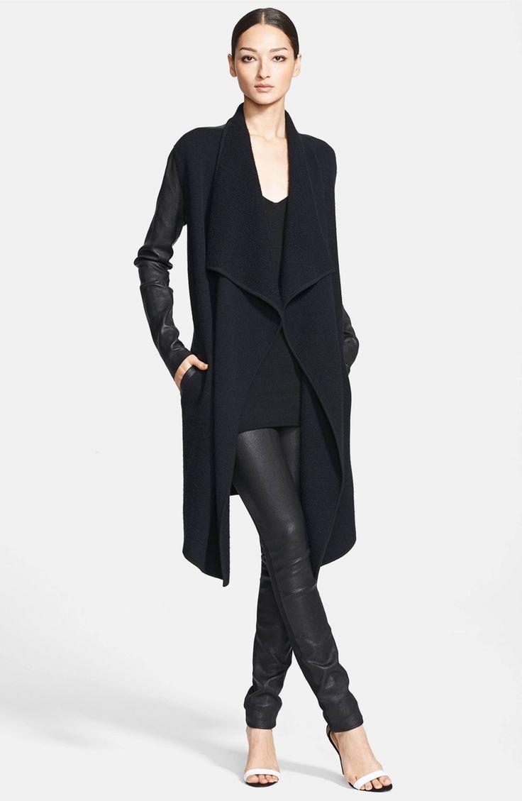 Dkny Cashmere Coat