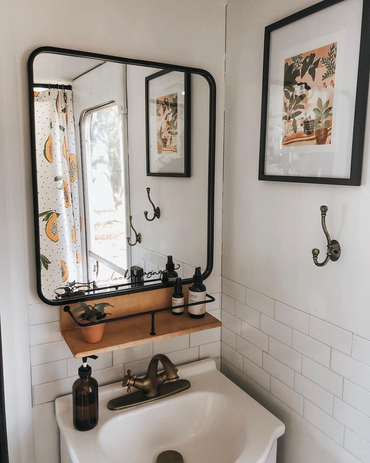 If you stepped into this bathroom a year ago, it would be hard to picture how an…