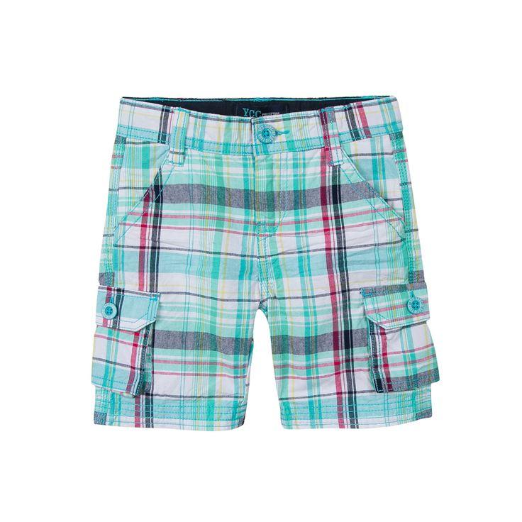 Bermuda a quadri in cotone #Zgeneration #kids #summer #boy http://it.zgeneration.com/it/
