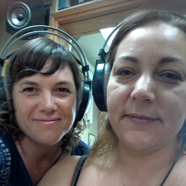 All the way from the Galilee...Sister Dandu, Dr. Reggae & I are broadcasting live two hours of pure reggae on Radio Kol Hagalil Haelion 105.3fm ♥ Listen online:  https://www.youtube.com/watch?v=R_bFWPqN6Og radio.live1.co.il