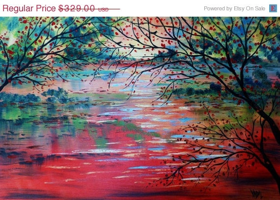 Valentine day Sale 30off Commission Painting by jeanvadalsmith, $230.30