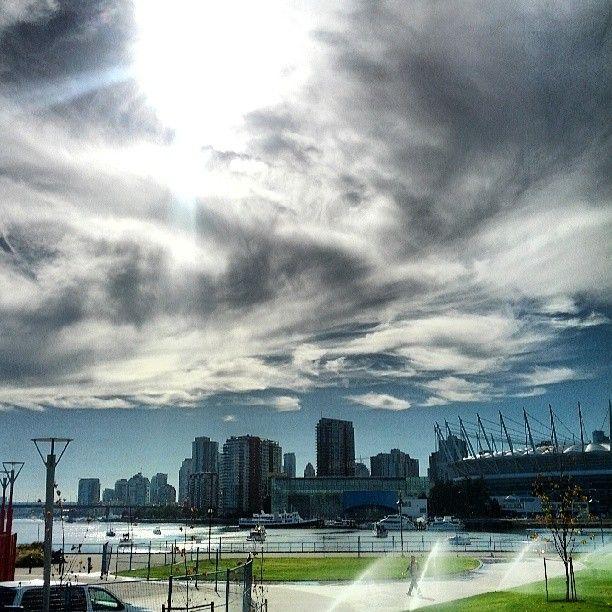 Creekside Park, Vancouver