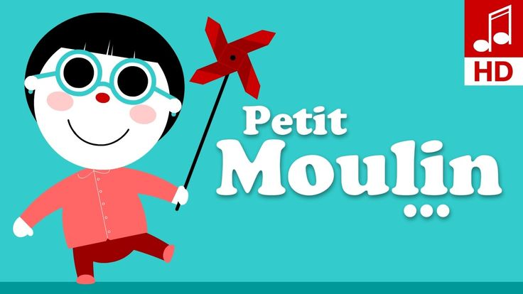 TOURNE TOURNE PETIT MOULIN comptine pour maternelle & comptine bébé