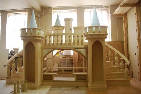 best 25 princess beds ideas on pinterest castle bed. Black Bedroom Furniture Sets. Home Design Ideas