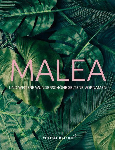 Si vous aimez le nom Malea, vous devriez absolument être dans notre liste de …   – Kinder