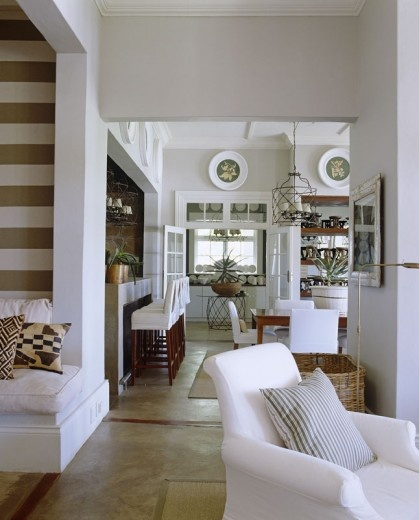 The Manor at Samara, Samara Private Game Reserve, Karoo, Eastern Cape, South Africa -Interior by JOHN JACOB INTERIORS