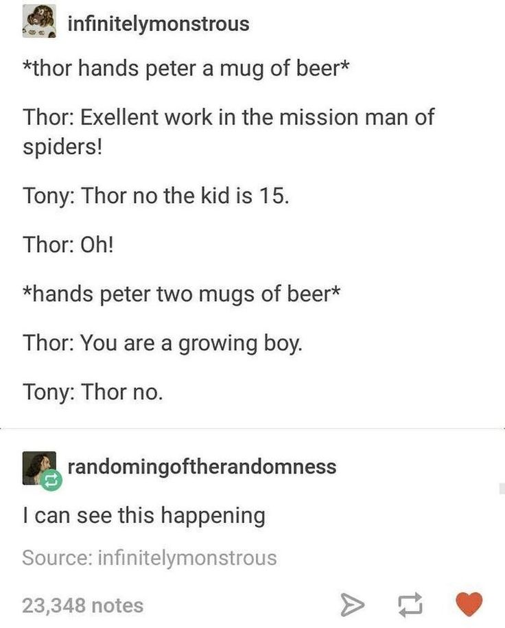 Thor yes (In China and Taiwan, 15+ year olds are allowed to drink alcohol. I'm not sure if it's legal, but that's how it goes.)