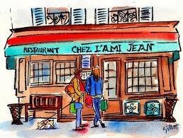 17 best images about restaurantes em paris on pinterest for L entrecote porte maillot