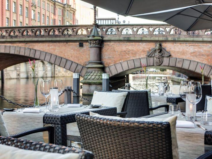 Restaurant SABAI im Steigenberger Hotel Hamburg
