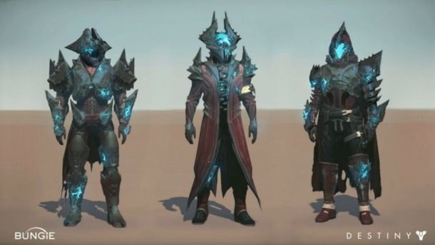 Bungie Hosts In-Game Fashion Show Ahead Of Destiny: Age Of Triumph - News - www.GameInformer.com