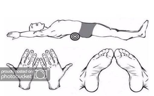 Дриймленд : 5-минутно японско упражнение помага при болки..