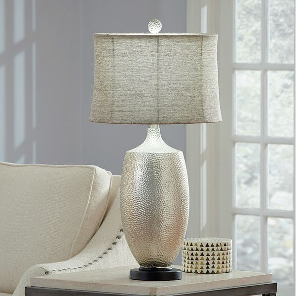 Birch lane bosch hammered table lamp birch lane