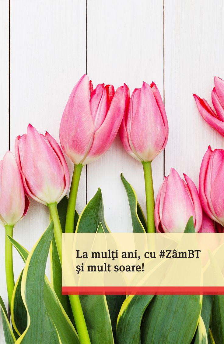 Mame, surori, cliente, sotii, fiice … 8 Martie e pentru voi! :)