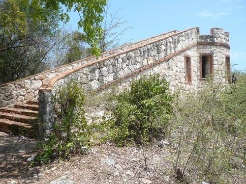 Capron Fort ruins, Guanica, PR