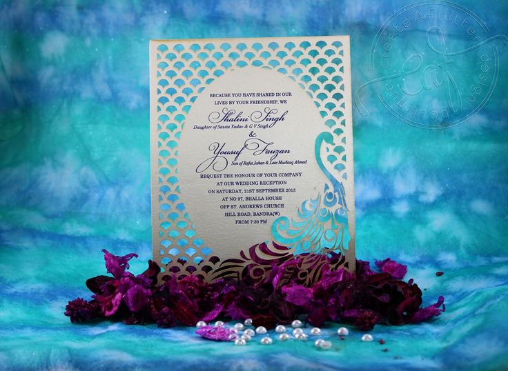 Peacock Suite #invitations #wedding #custom #design