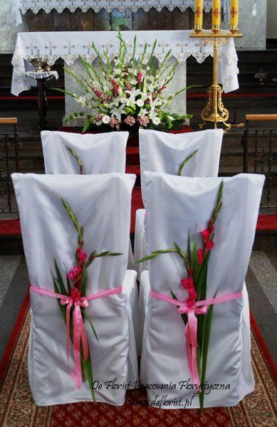 Dekoracja kościoła, De Florist Warszawa