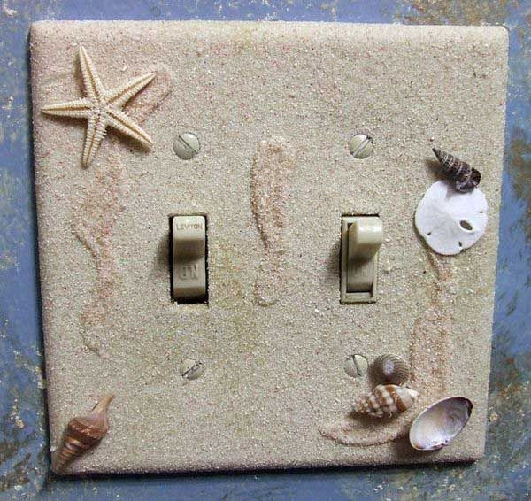 21 Creative Diy Lighting Ideas: 25+ Best Ideas About Switch Plates On Pinterest