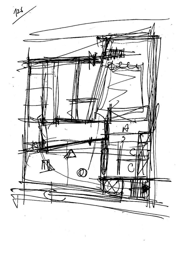 Miguel Torga Space,Sketch