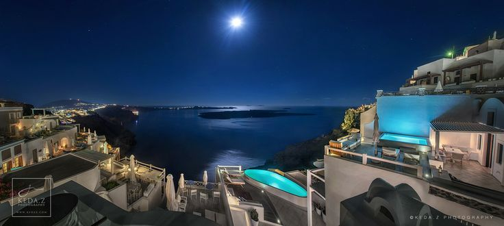 AQUA Luxury Suite Santorini by Keda.Z Feng on 500px