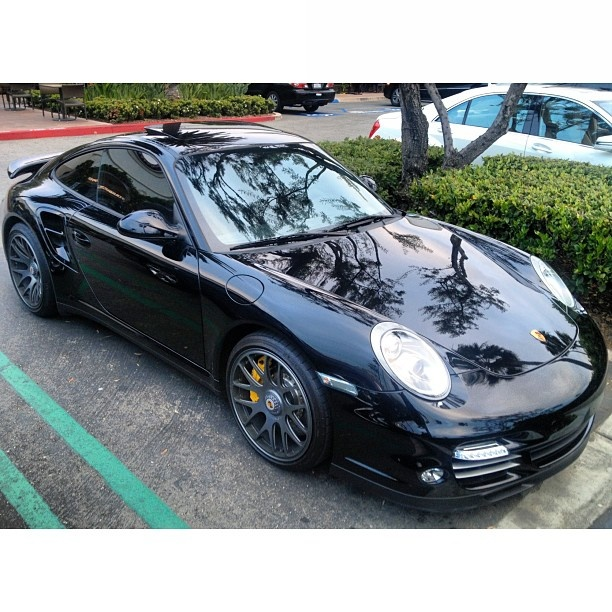 Porsche 911 turbo. I've decided this is what I want.