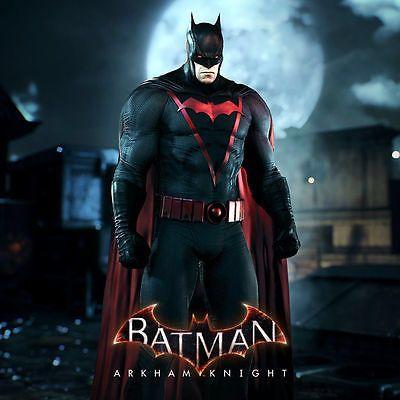 batman arkham knight the dark knight earth two skin