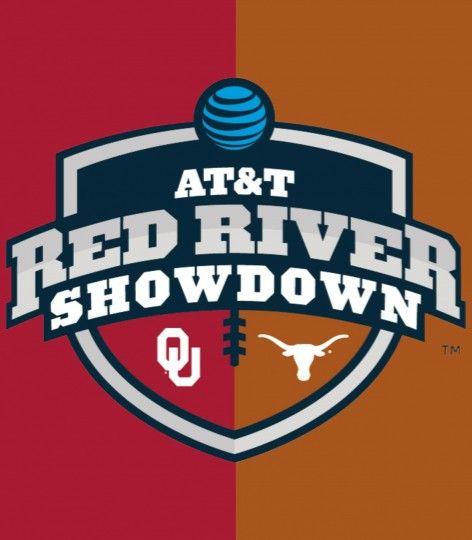 Oklahoma vs. Texas | Texas longhorns football, Red river ...