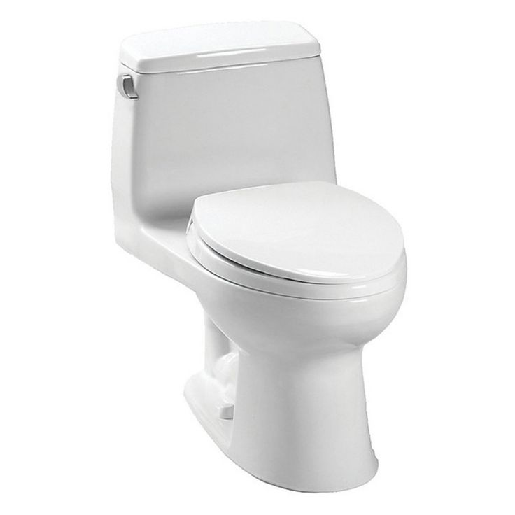 Toto Ultramax Ms854114elg 01 Elongated 1 Piece Toilet