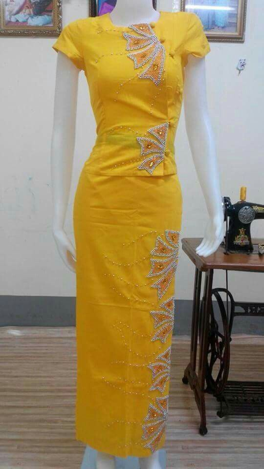 Myanmar clothing