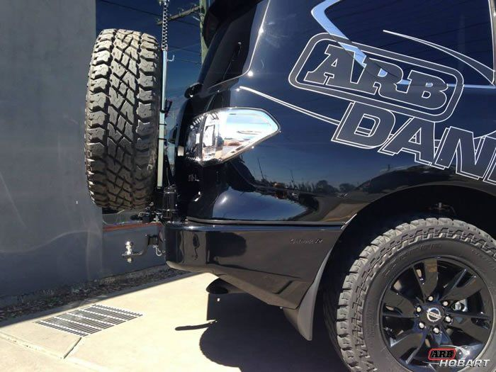 Nissan Patrol Y62 Gallery - ARB Hobart