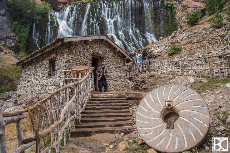 Kapuzbaşı Şelalesi - Kayseri, © Barış Ceylan.  (Kaynak: Facebook - Photography TÜRKİYE)