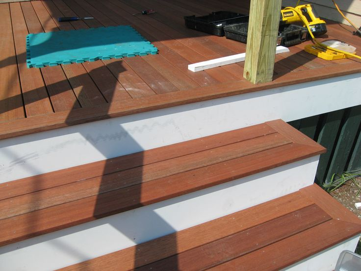 Best 28 Best Decking Railings And Stairs Images On Pinterest 400 x 300