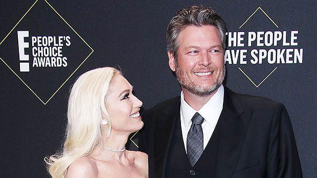 Gwen Stefani Blake Shelton Now Living Together Love It Their