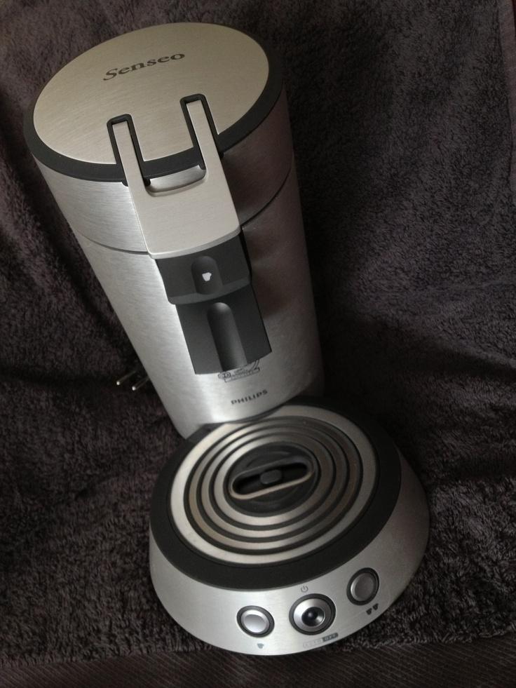 PHILIPS HD8940 Alu Senseo pad-coffeemaker