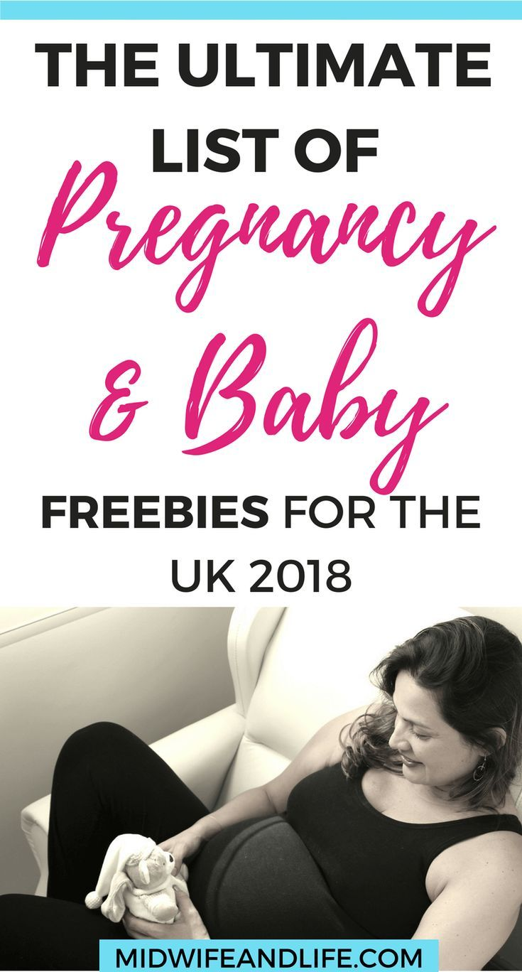 The Ultimate list of where to find and get pregnancy and baby freebies, discount codes and vouchers in the UK for 2018