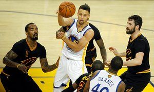 Cleveland Cavaliers v Golden State Warriors: NBA finals Game 7 – live! | Sport | The Guardian