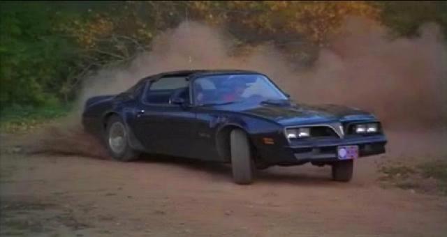 1977 Pontiac Firebird Trans Am ' Trigger'.